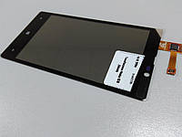 Тачскрин (сенсор) для Nokia 820 Lumia (black) Качество