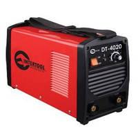 Инвертор 230 В, 5,3 кВт, 30-160 А INTERTOOL DT-4016