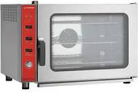 Пароконвектомат инжекторный Pratika Modular (Италия) 5 GN 1/1 или 600*400 FDE 051 P+ autowash