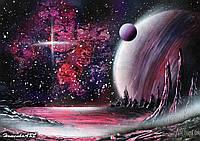 Картина Spray Paint Art 32х45 см