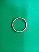 Кільце для труби 19мм -сатин (30мм)