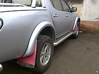 Расширители колёсных арок Мицубиши Л 200