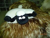 Игрушка-подушка из натуральной овечьей шерсти