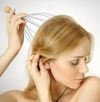 Мурашка Антистресс-массажер для головы волшебные пальчики