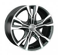 Колесные легкосплавные диски Replay  BMW B177 7,5x17 5x120 ET34 DIA72,6 BKF
