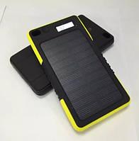 Портативное зарядное устройство Solar Charger Power Bank 20000 mAh с дисплеем, фото 1