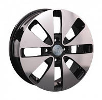 Колесные легкосплавные диски Replay  Kia KI52 6x15 4x100 ET48 DIA54,1 BKF