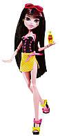Кукла Дракулаура Мрачный Пляж 1 волна (Monster High Gloom Beach Draculaura Doll)
