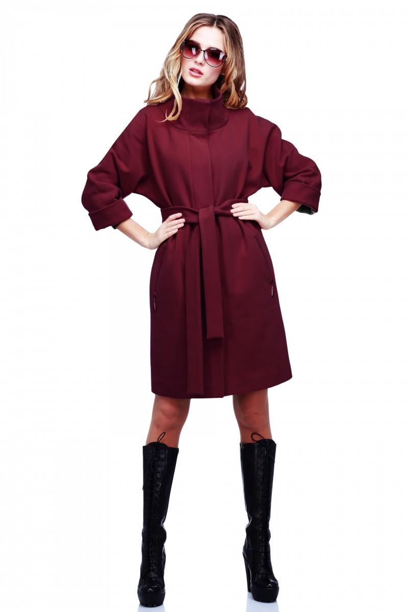 Женское кашемировое пальто изоражения