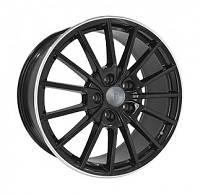 Колесные легкосплавные диски Replay  Porsche PR7 10x21 5x130 ET50 DIA71,6 MBL