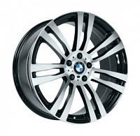 Колесные легкосплавные диски Replica  BMW B736 9,5x20 5x120 ET37 DIA74,1 MBF