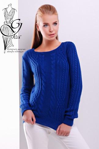 Фото Женского свитера из шерсти и акрила Адель