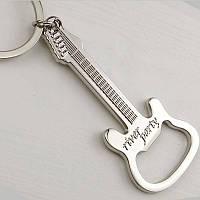 Брелок-открывалка для бутылок в виде гитары