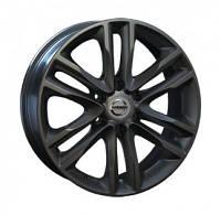 Колесные легкосплавные диски Replica  Nissan NS910 9x22 6x139,7 ET35 DIA77,8 HPB