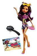 Кукла Клодин Вульф Мрачный Пляж 1 волна (Monster High Gloom Beach Clawdeen Wolf Doll)