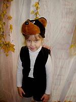 Карнавальный костюм медведя прокат