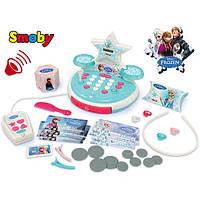 Детская электронная касса Frozen Smoby,29 аксессуаров