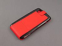 Чехол Illusion для Lenovo S960 Vibe X красный