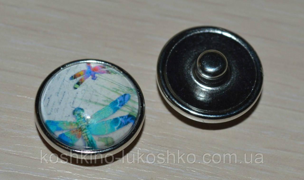 кнопка чанка Нуса 18 мм