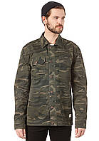 Куртка мужская MINIMUM BAXLEY CAMOUFLAGE JACKET CAMO в размере L
