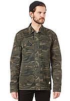 Куртка мужская MINIMUM BAXLEY CAMOUFLAGE JACKET CAMO в размере L