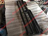 Решітка радіатора Ваз 2108,2109,21099 довге крило чорна Росія, фото 2