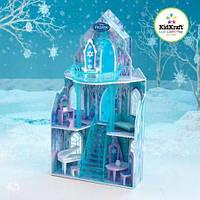 Кукольный домик Frozen Ice Castle KidKraft 65881, фото 1
