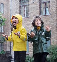 Детские демисезонные куртки и костюмы