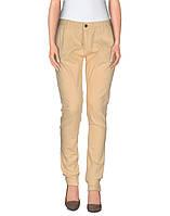 Женские бежевые брюки Amina от MINIMUM в  размере W28 L32