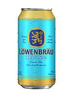 Пиво Lowenbrau lager 0.5 л ж/б