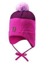 Зимние шапки для девочек, варежки, перчатки