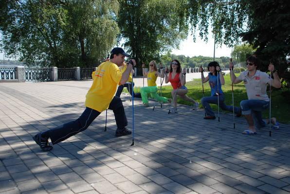 Мастер-класс по Скандинавской ходьбе для новичков!, фото 2
