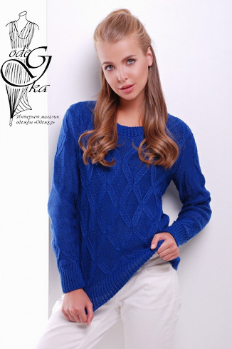 Подобые товары-2 Шерстяного женского свитера с акрилом Марта