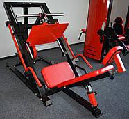 Жим ногами (до 1000 кг), фото 4