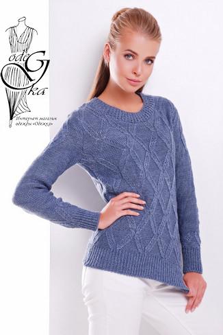 Подобные товары-5 Шерстяного женского свитера с акрилом Марта