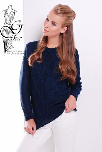 Подобные товары-6 Шерстяного женского свитера с акрилом Марта