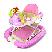 Ходунки Baby Tilly 5209 с качалкой