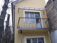 Перила балконные арт.кп 24, фото 1
