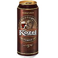 Пиво темное Kozel cerny 0.5 л ж/б