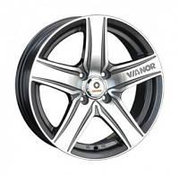 Колесные легкосплавные диски Vianor VR21 6,5x15 4x100 ET40 DIA73,1 GMF
