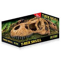 Hagen Exo Terra T-Rex Skull - Hiding Cave укрытие-декорация Череп тираннозавра