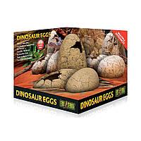 Hagen Exo Terra Dinosaur Eggs Fossil Hide-Out укрытие-декорация Яйца динозавра