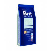 Brit (Брит) Premium Light (3 кг) корм для собак всех пород с избыточной массой тела