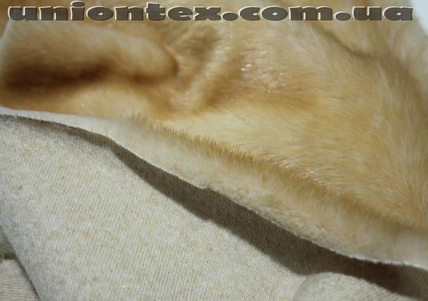Мех искусственный норка (ворс 2 см), фото 2