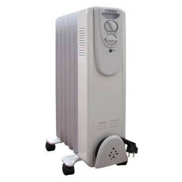 Масляный радиатор Термия Н 0815  (8секцiй) 1,5 КВт