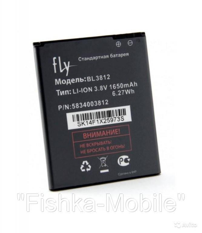 АКБ Fly IQ4416 BL3812 аккумуляторная батарея для телефона