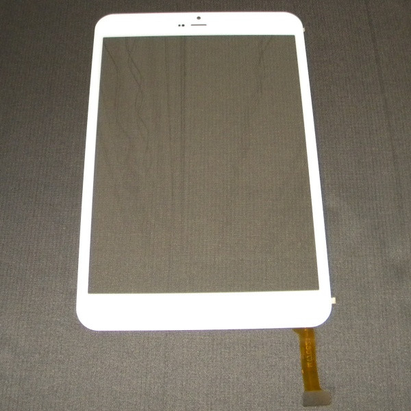 Тачскрин Dex IP890 сенсор белый для планшета