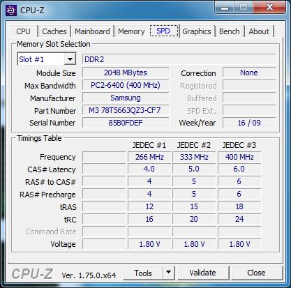 Оперативная память DDR2 Samsung 8Gb 4x 2GB PC2-6400 800MHZ Intel/AMD, фото 2