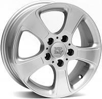 Колесные легкосплавные диски WSP Italy MERCEDES W730 LEUCOSIA ME30 6x15 5x112 ET46 DIA66,6 silver