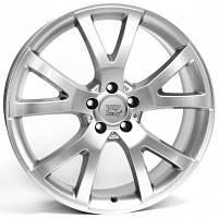 Колесные легкосплавные диски WSP Italy MERCEDES W750 YALTA 10x22 5x112 ET60 DIA66,6 silver